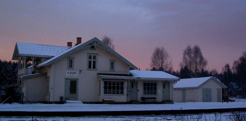 Station Ilseng