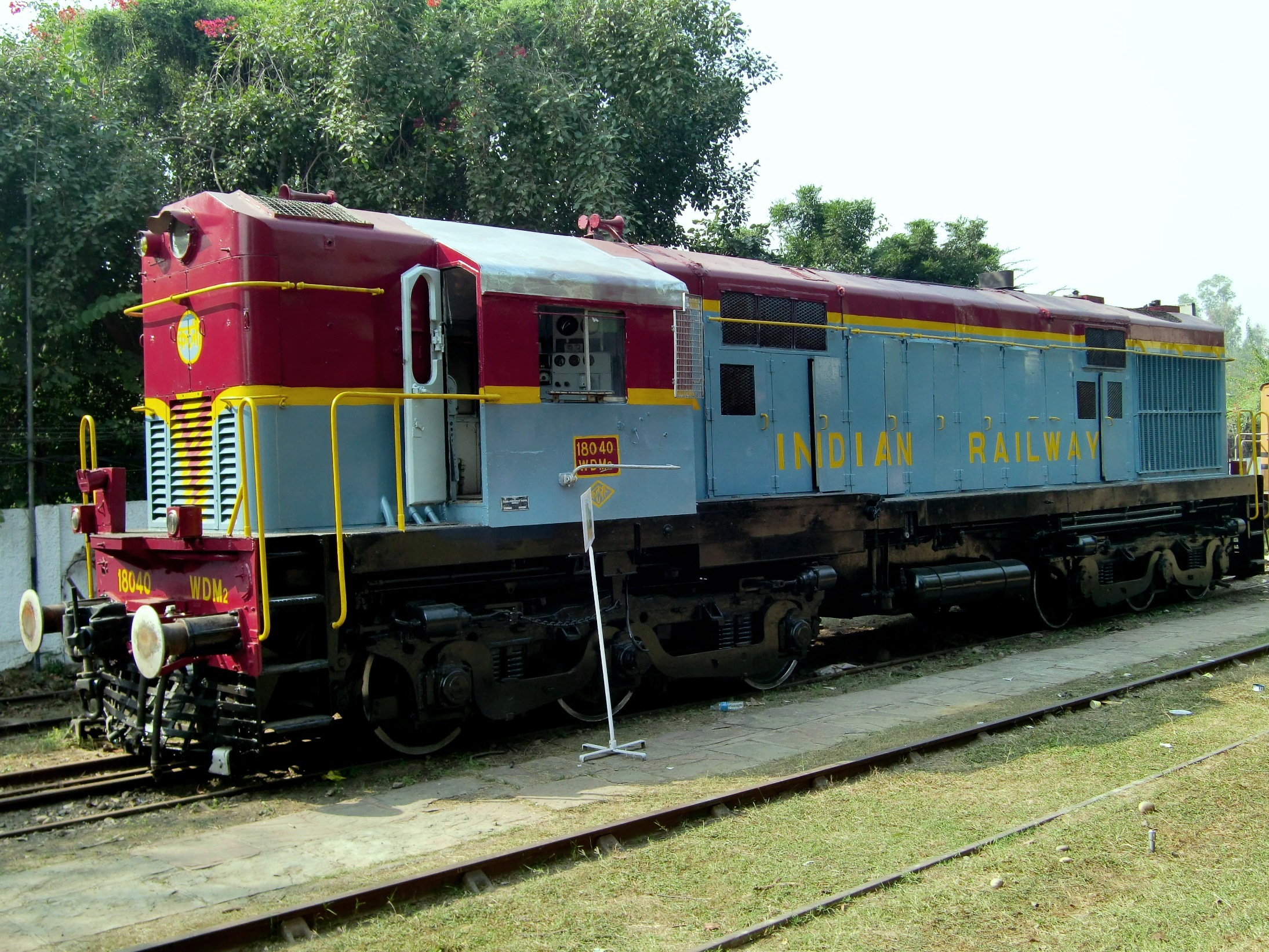 Indian Railways WDM-2