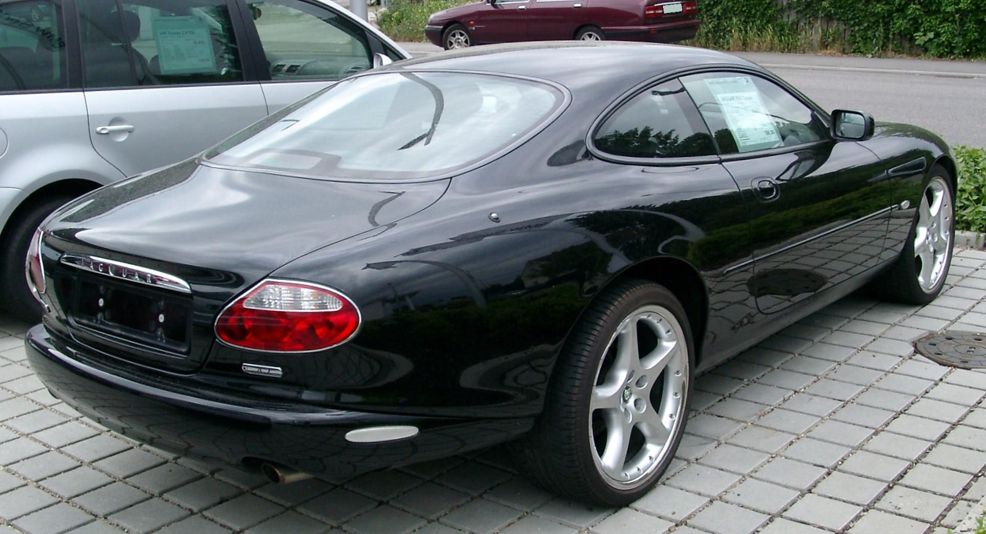 Jaguar Xe Car Cover