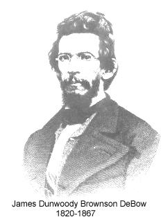 James Dunwoody Brownson De Bow