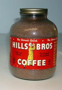 قهوة هيلز بروس ذوق القهوة