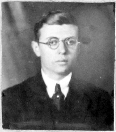 Jean-Paul Sartre 1924