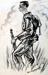 John McDermott (artist) American illustrator and writer