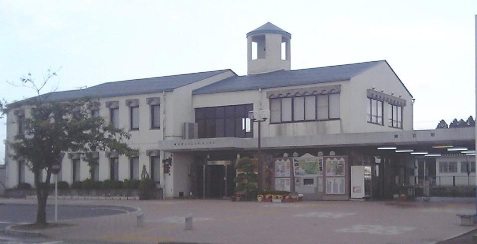 가가미이시 역