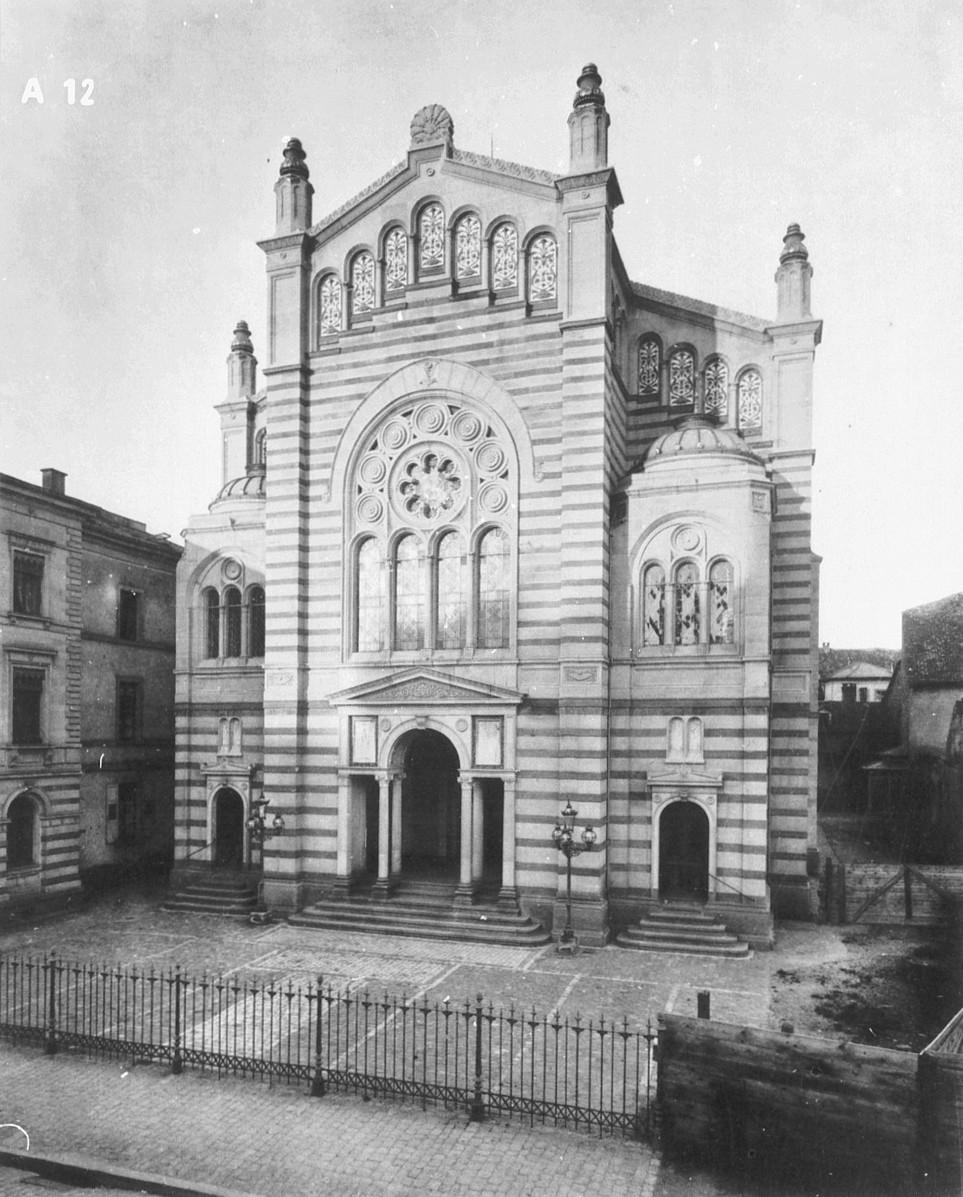 Karlsruhe Synagoge