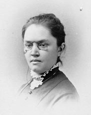 "Katharine Lee Bates, author of ""America the Beautiful"""