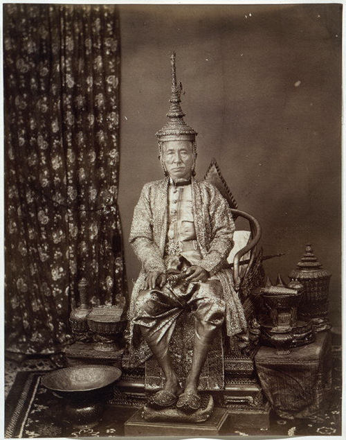 King Mongkut on his Throne.jpg