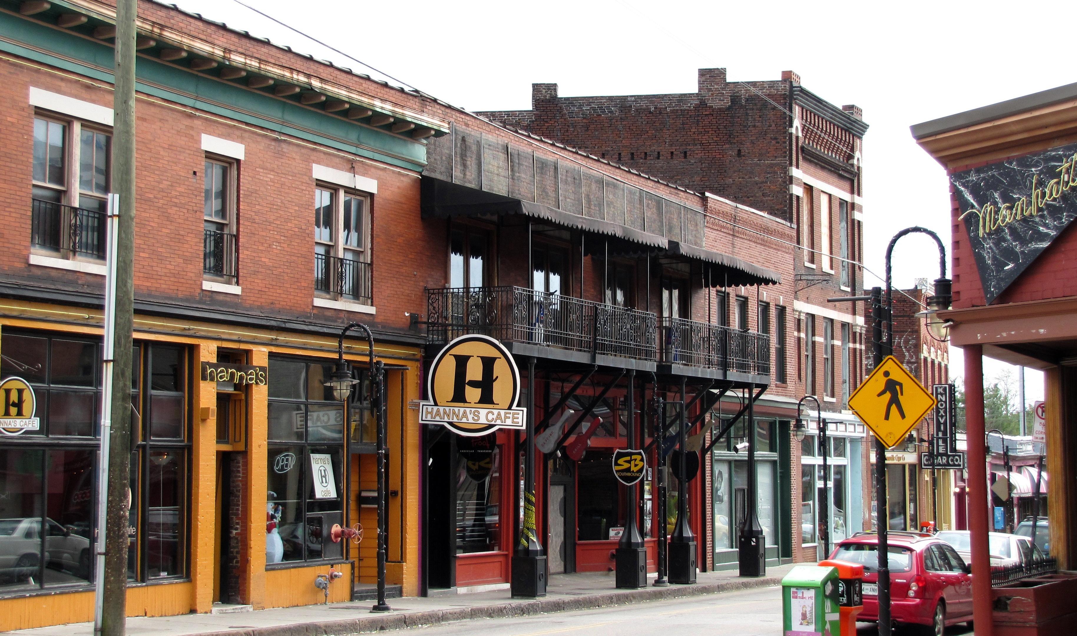 Hanna S Cafe Farragut