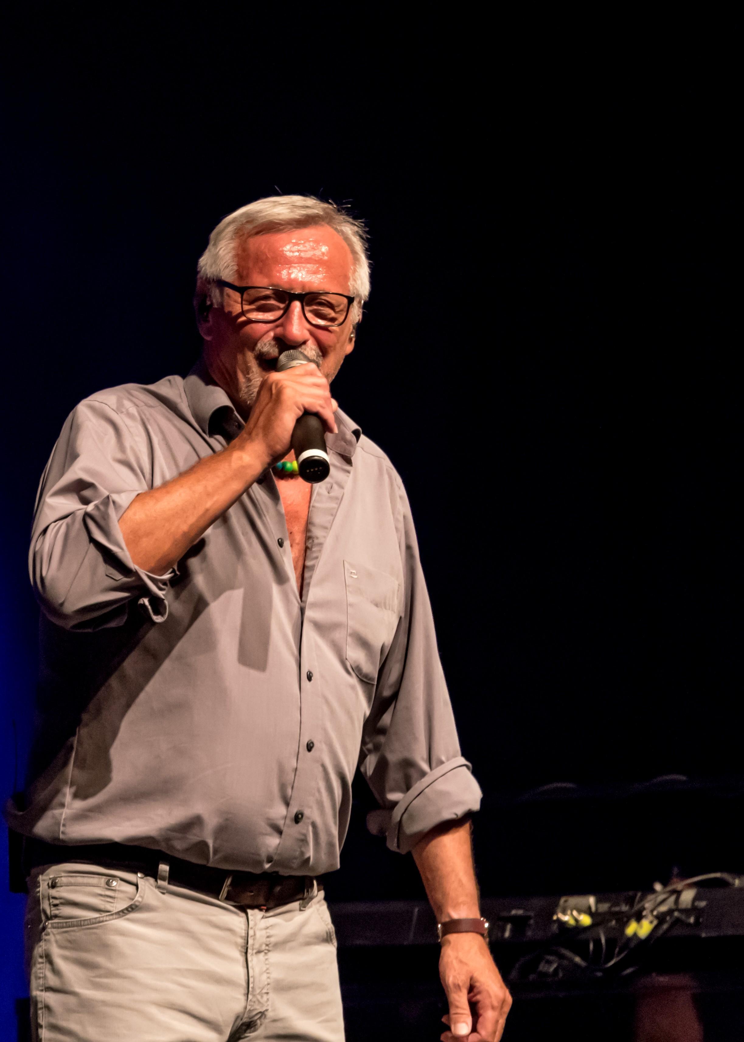 Konstantin Wecker    Zelt-Musik-Festival 2017 in Freiburg, Germany