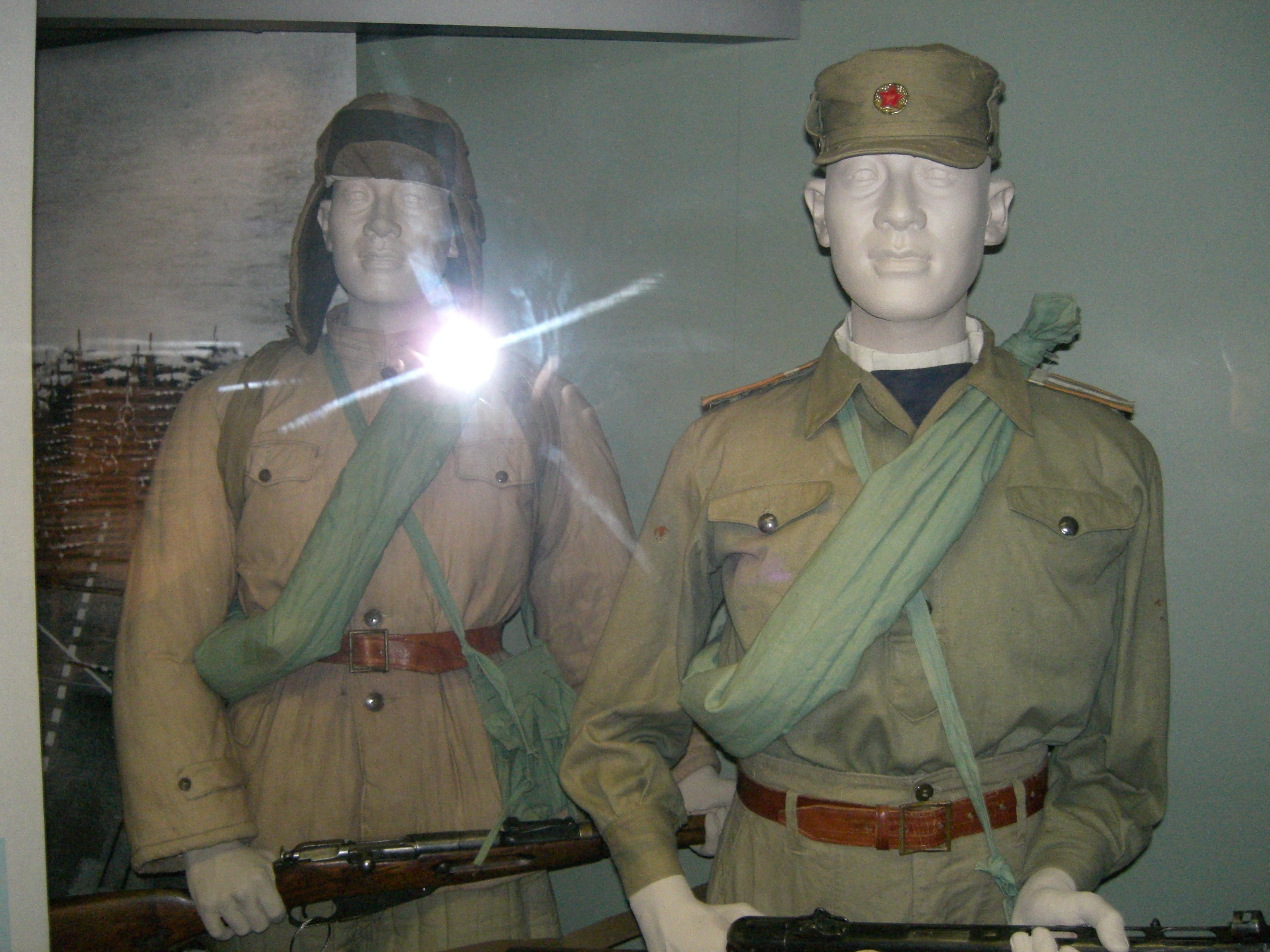 File:Korean War uniform JPG - Wikimedia Commons