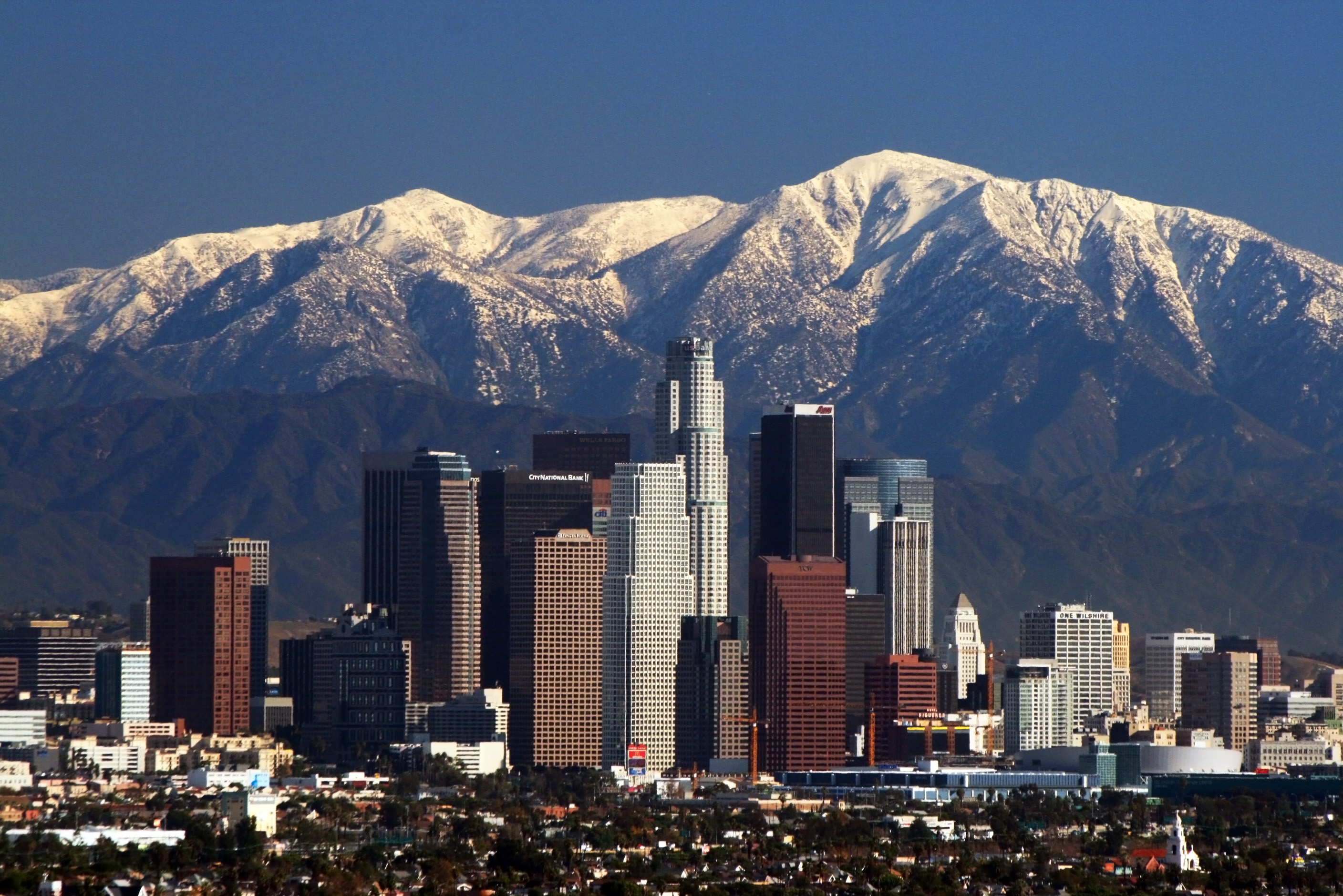 Los Angeles - Wikipedia, the free encyclopedia Los Angeles