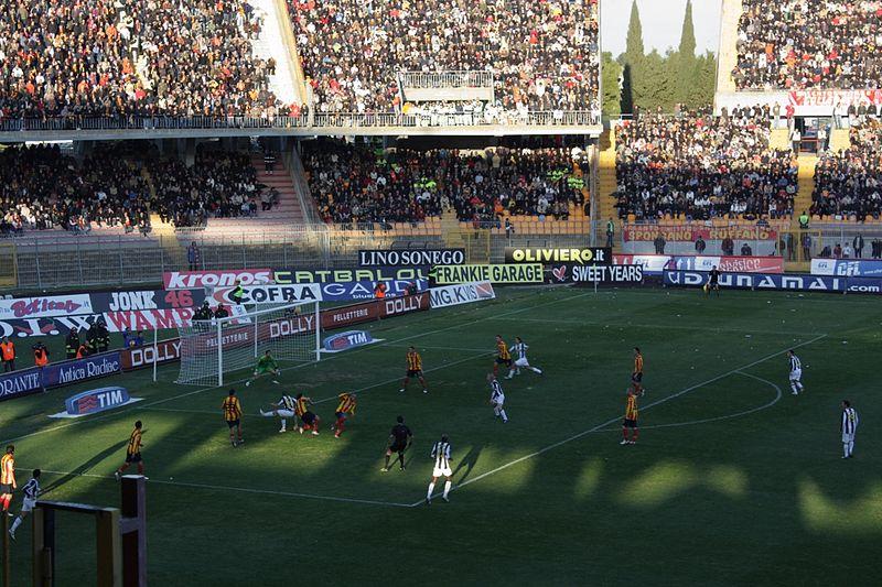 Us Lecce Calendario.Unione Sportiva Lecce 2008 2009 Wikipedia
