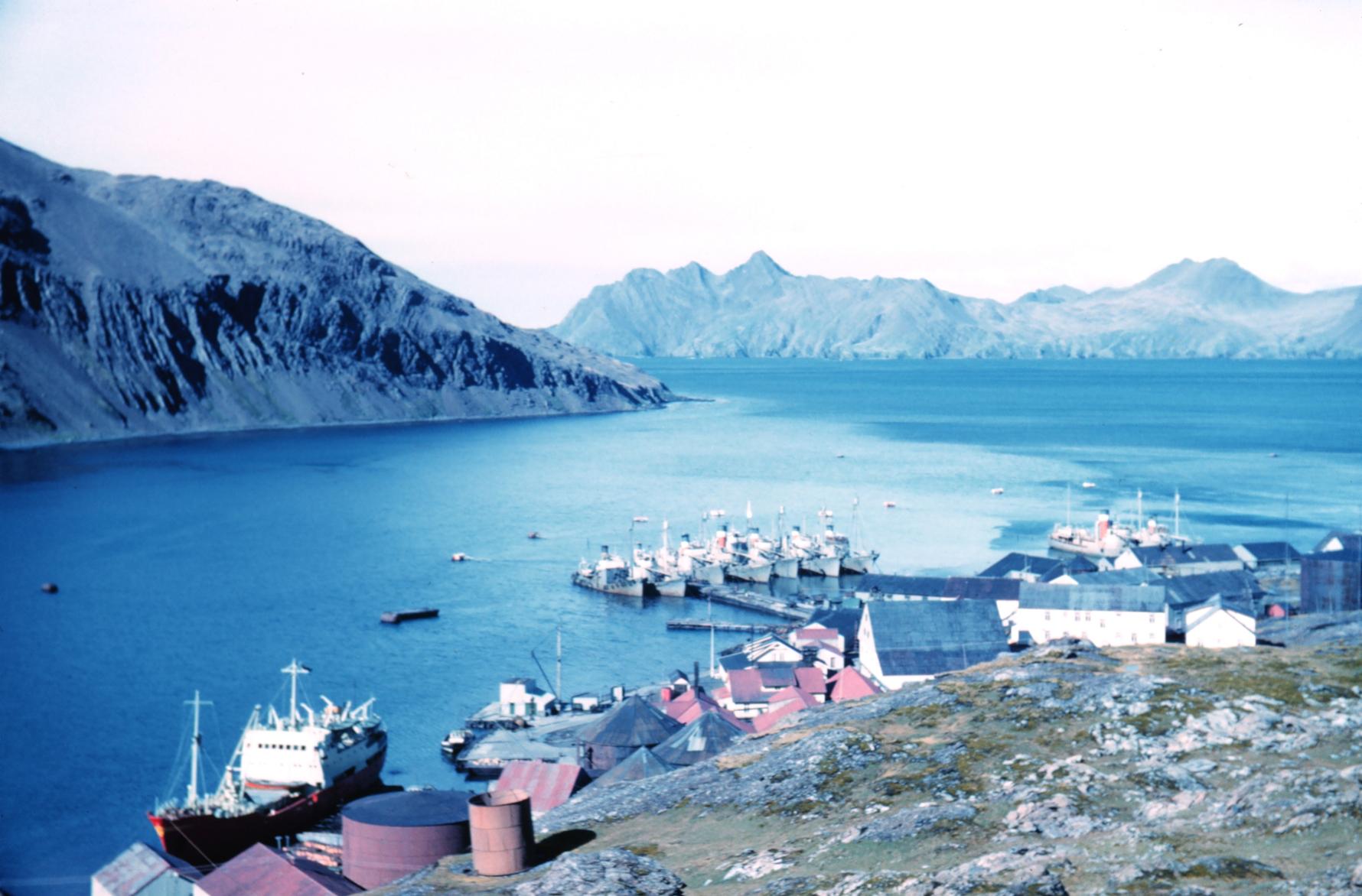 South Gergia Island Capital City