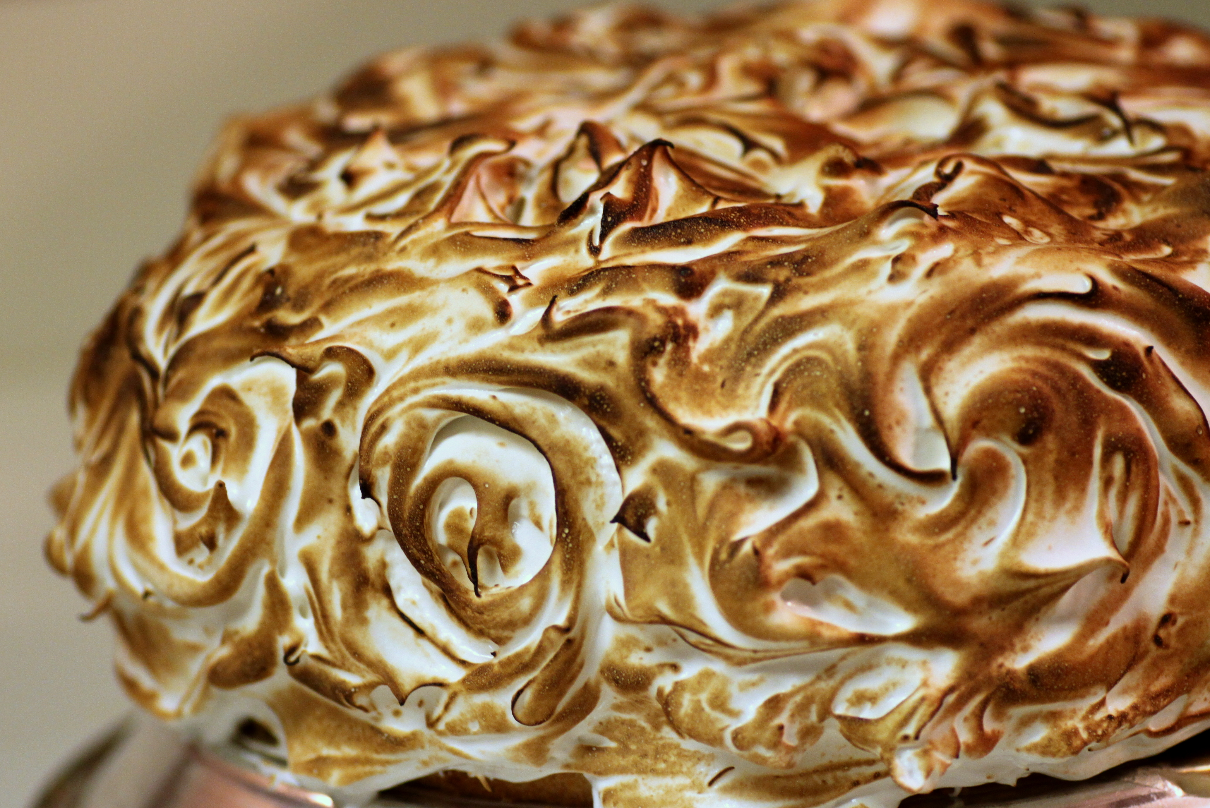 Date Lemon Cake