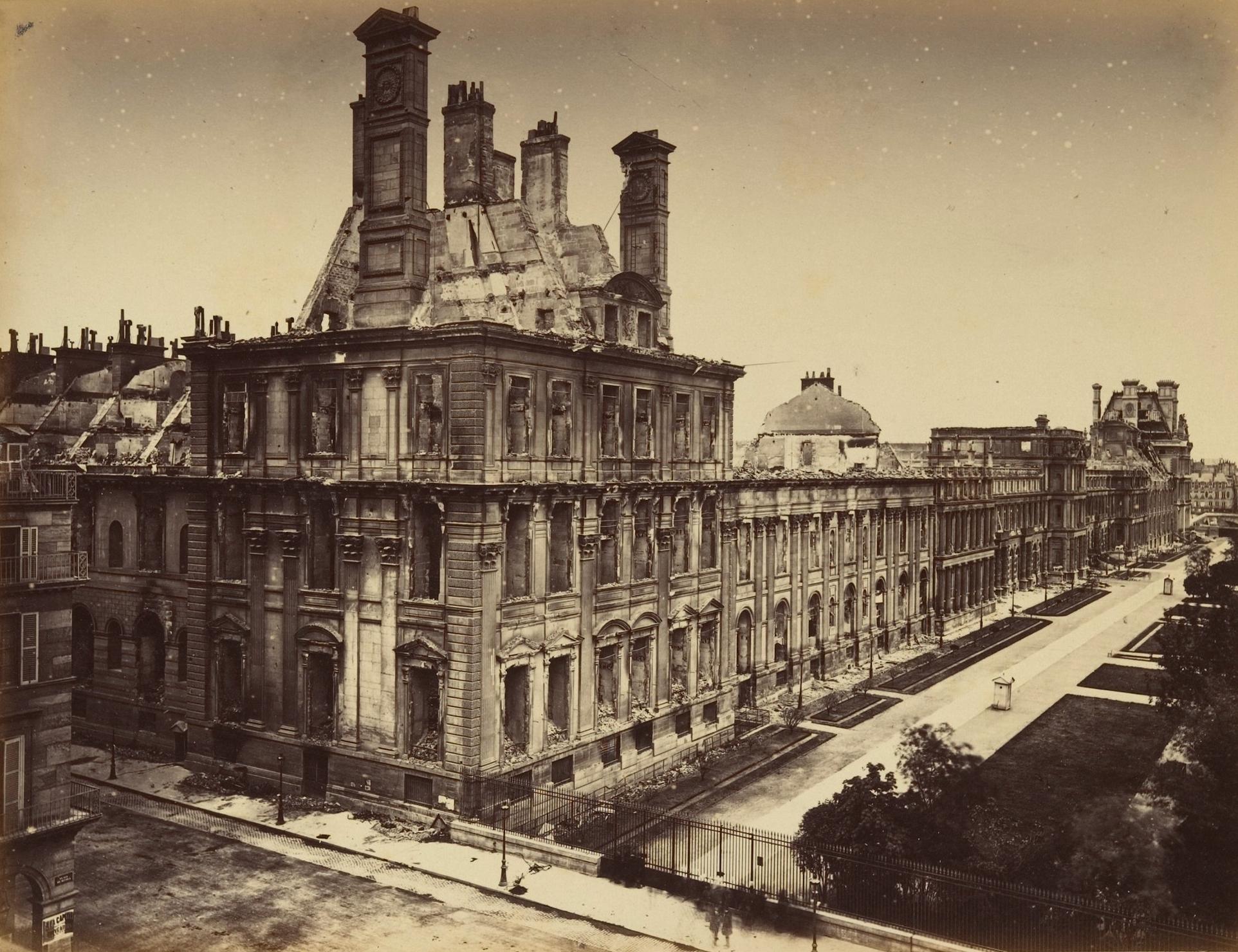 File les ruines de paris et de ses environs 1870 1871 for Les photos de paris