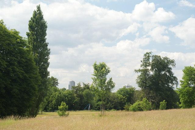 Lloyd Park, Croydon - geograph.org.uk - 1357891