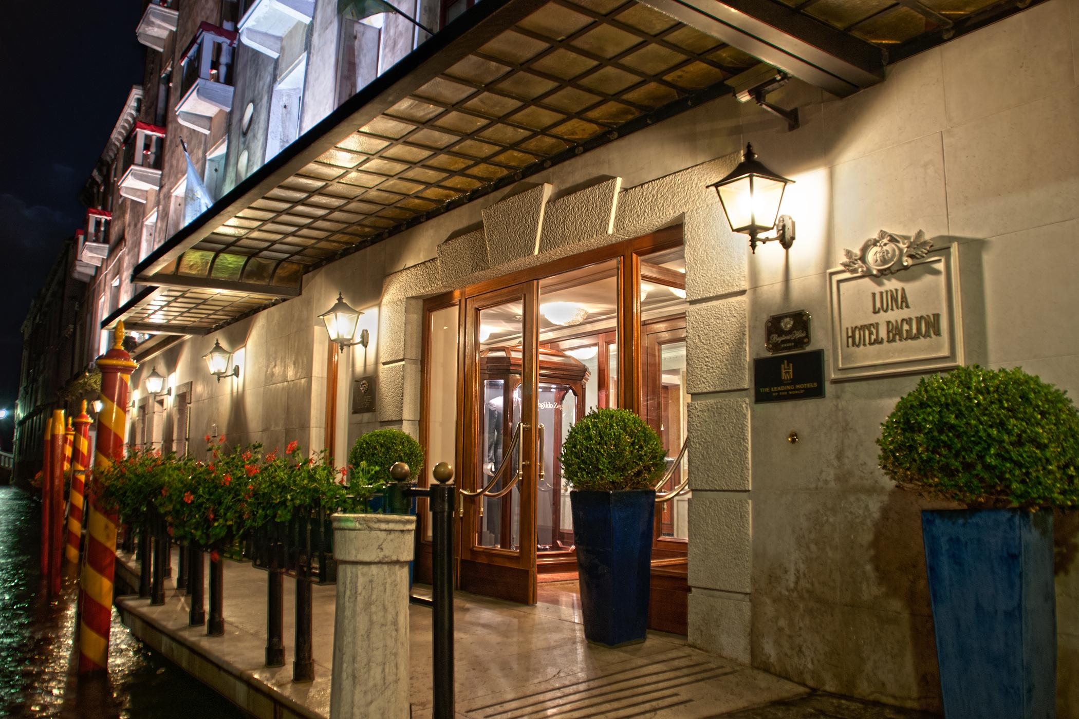 Baglioni Hotel Luna Interior Designer