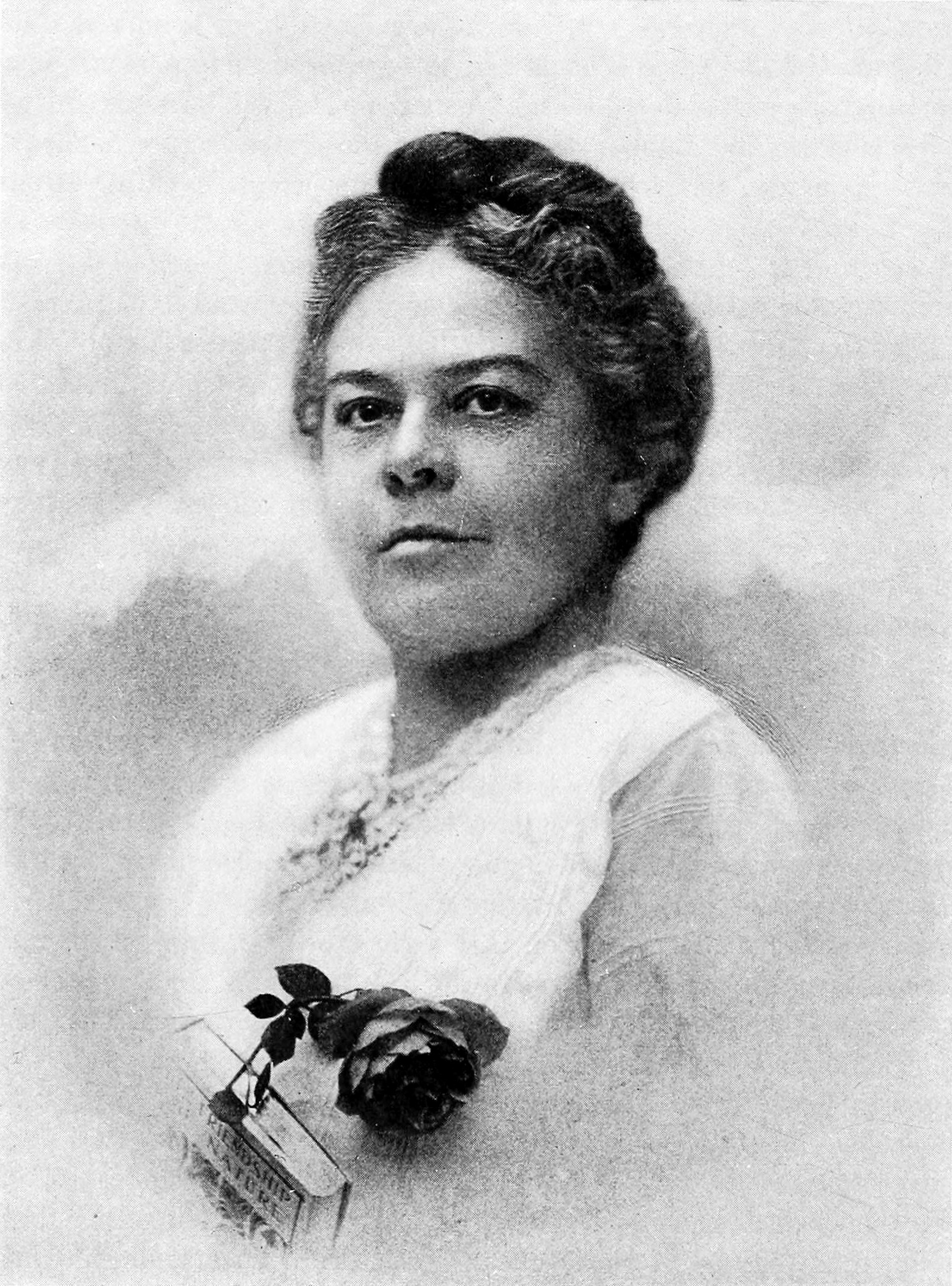 image of Mabel Osgood Wright