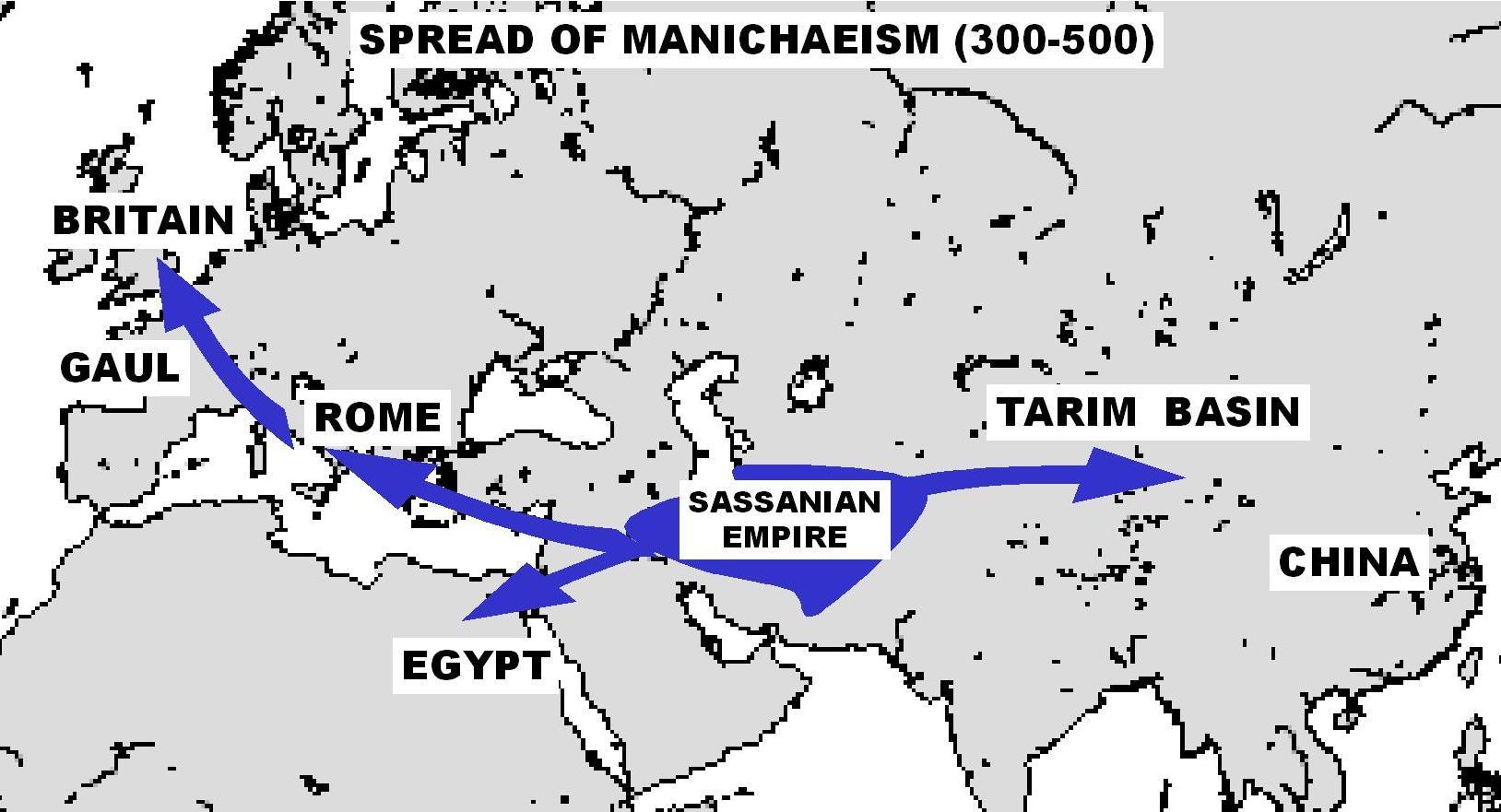 MANICHAEISM: MANICHAEISM IN CENTRAL ASIA AND CHINA