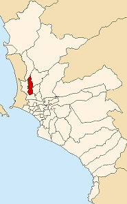 Map of Lima highlighting Los Olivos.PNG