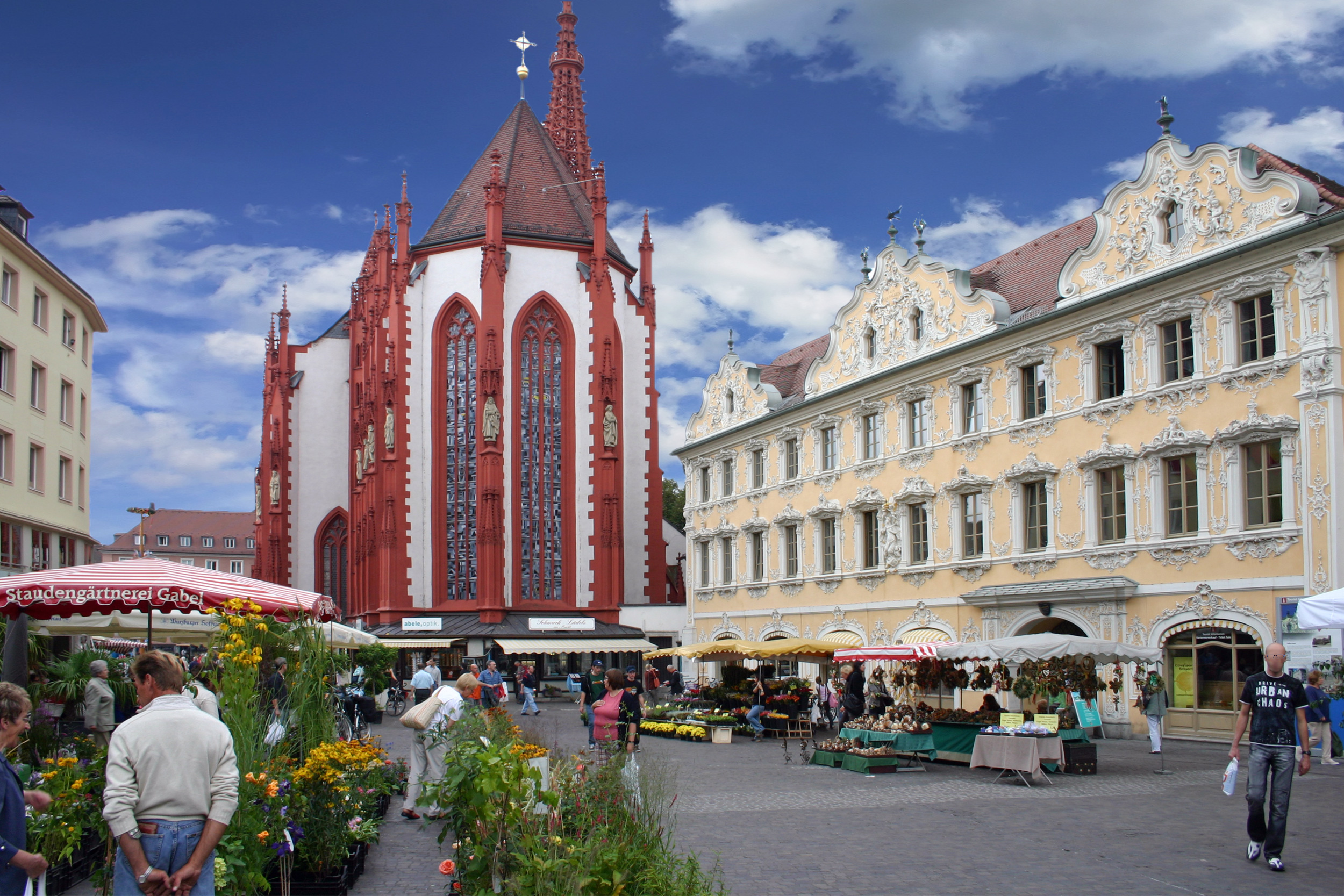 Würzburg dating