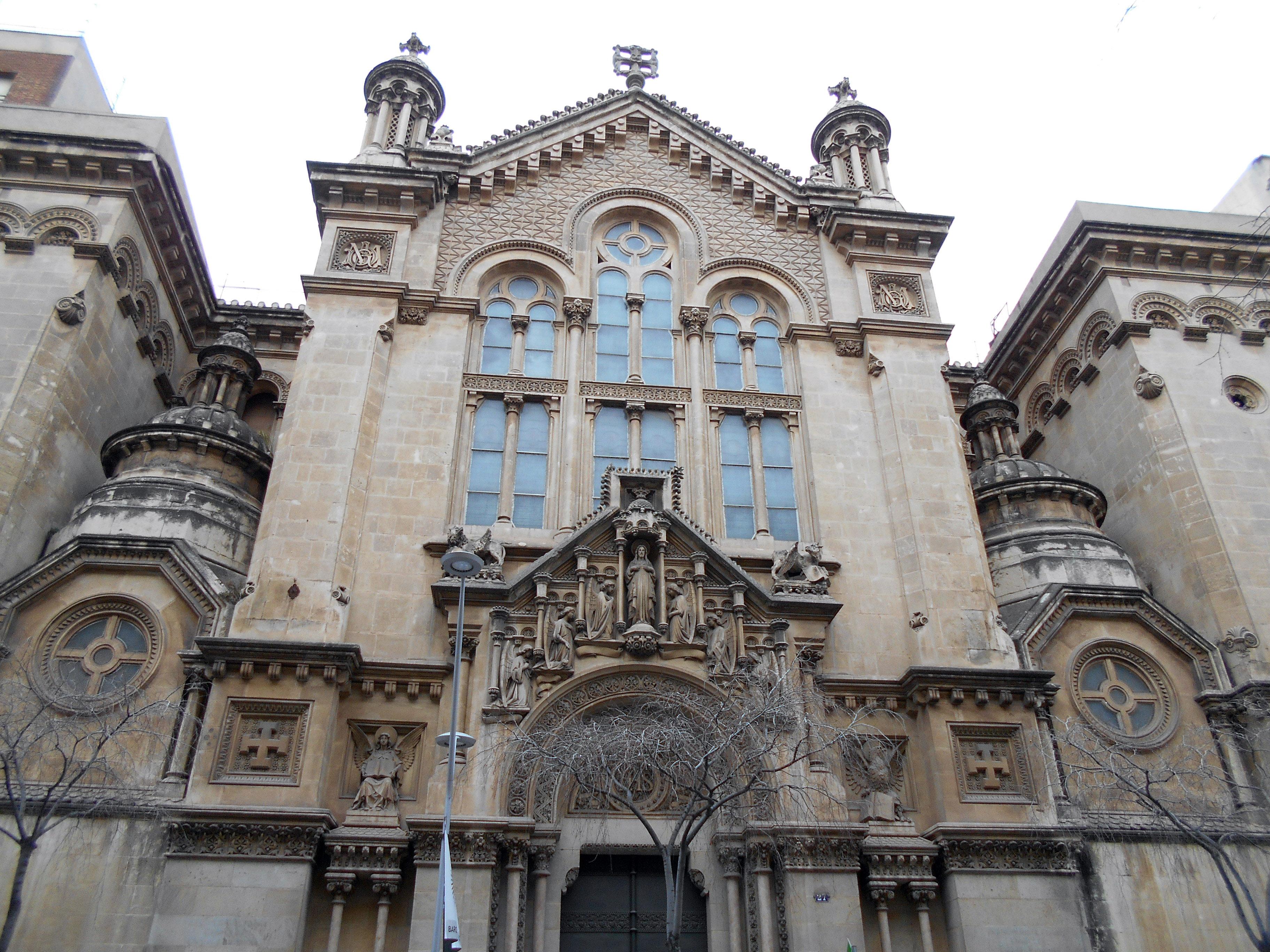 File martorell jesuitas caspe jpg wikimedia commons - Calle casp barcelona ...