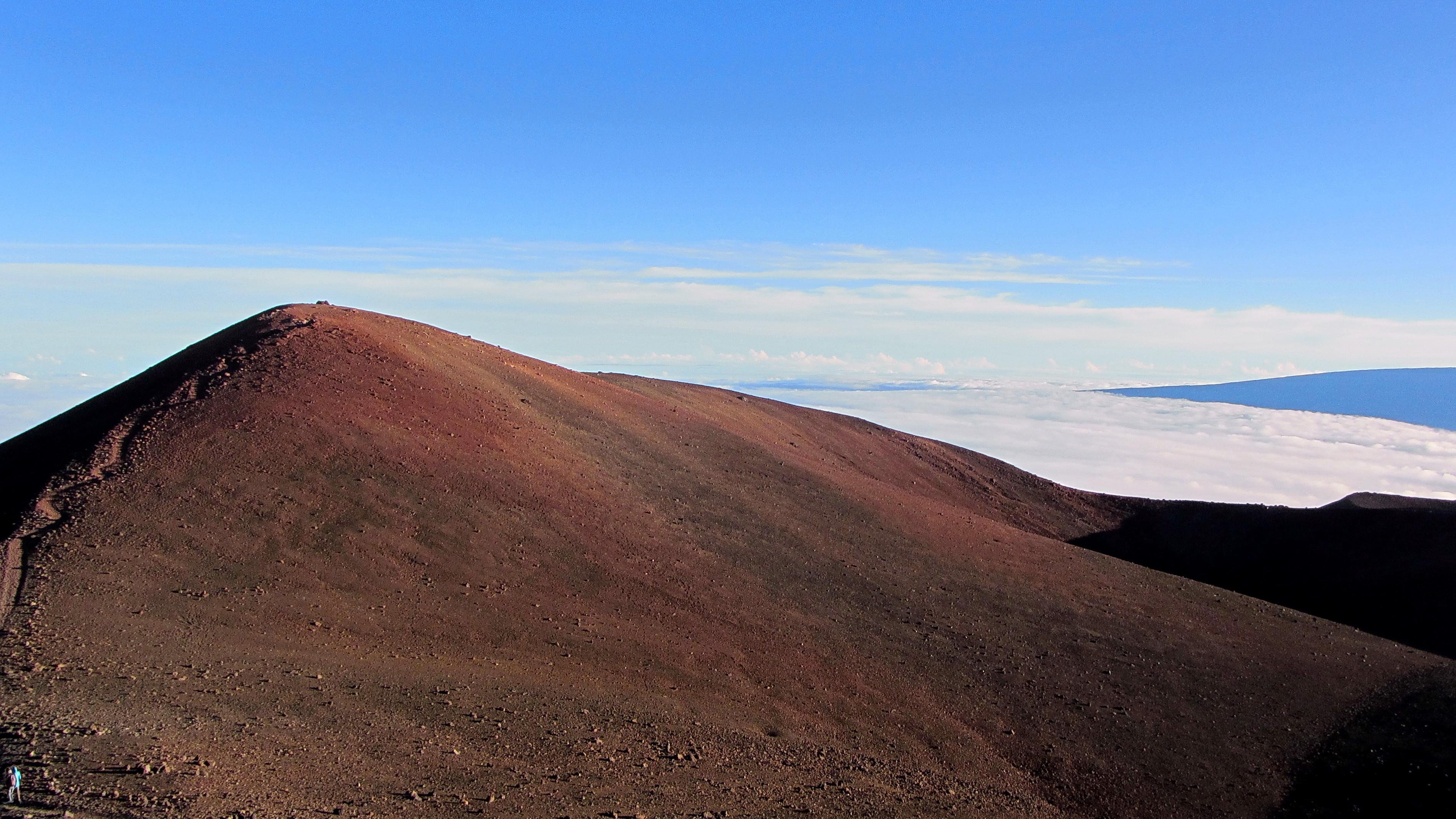 mauna kea vulcao extinto - ponto mais alto do havaí