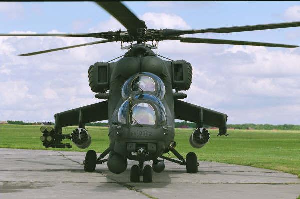 عائلة المروحية الهجومية الشهيرة Mi24 ـ Mi-35 Mi_35M_EV