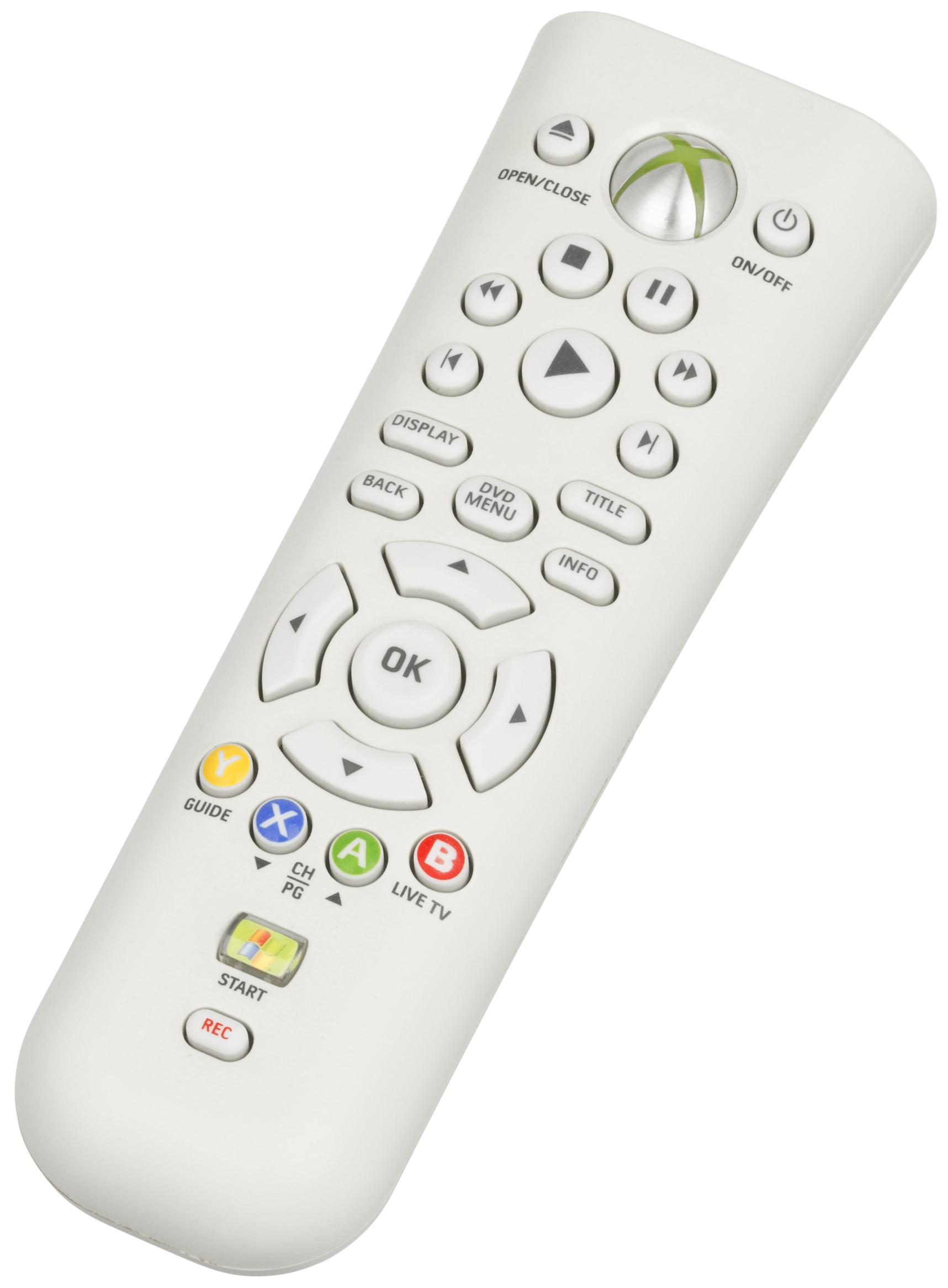 Filemicrosoft Xbox 360 Remote Control White Shortg Wikimedia