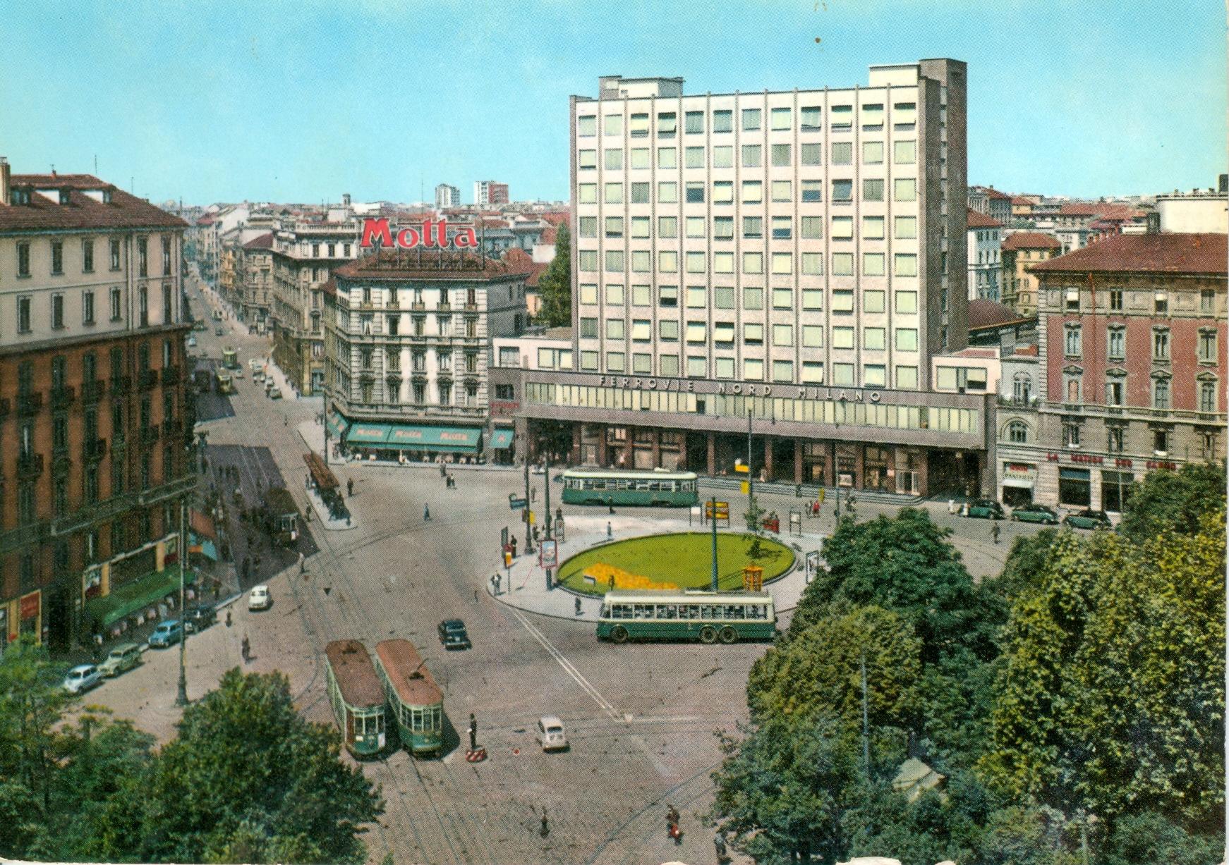 milano cadorna railway station