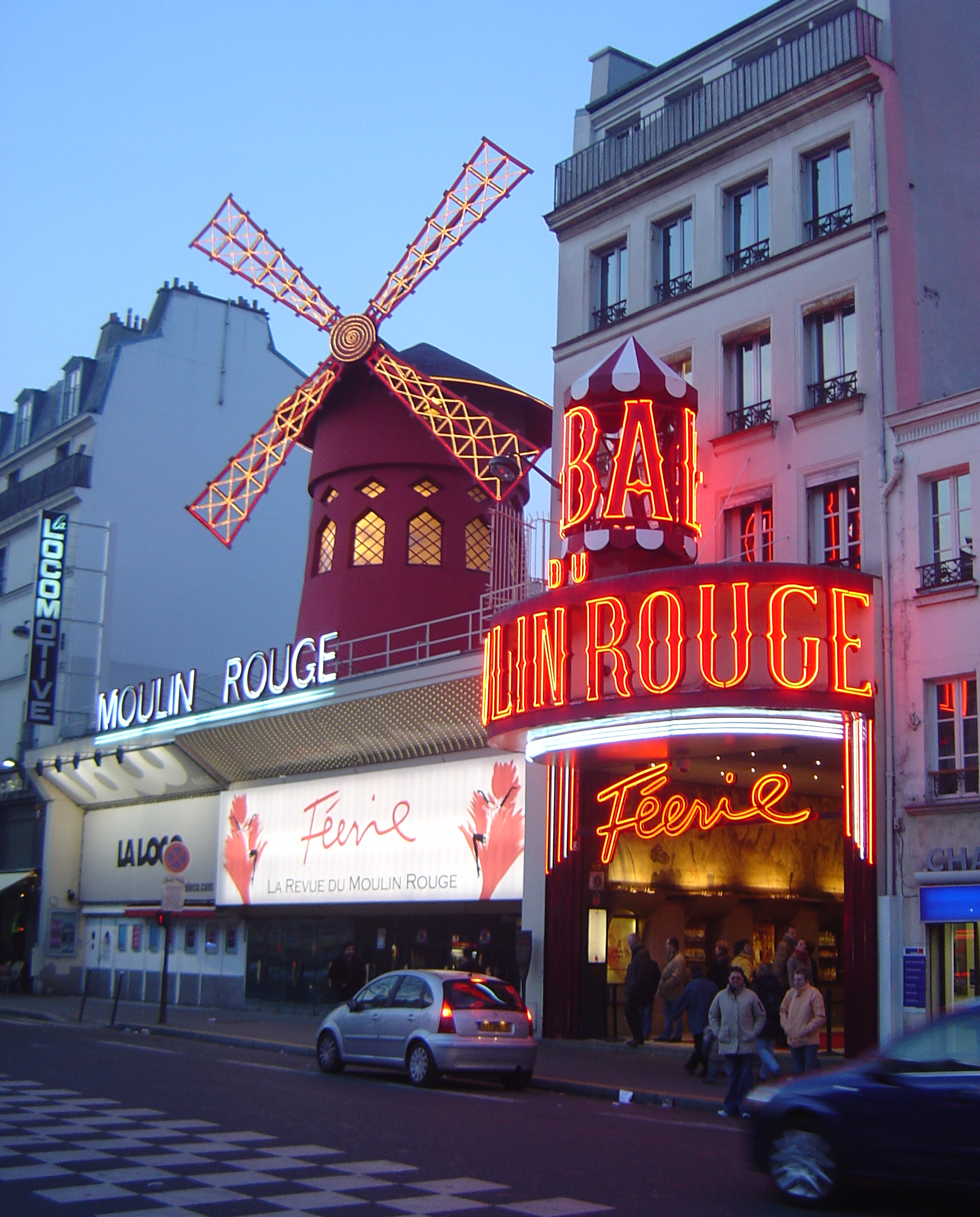 history of moulin rouge Fascinating book about a fabled theater the true history of the moulin rouge is  more interesting than jean renoir's french can can and baz luhrmann's.