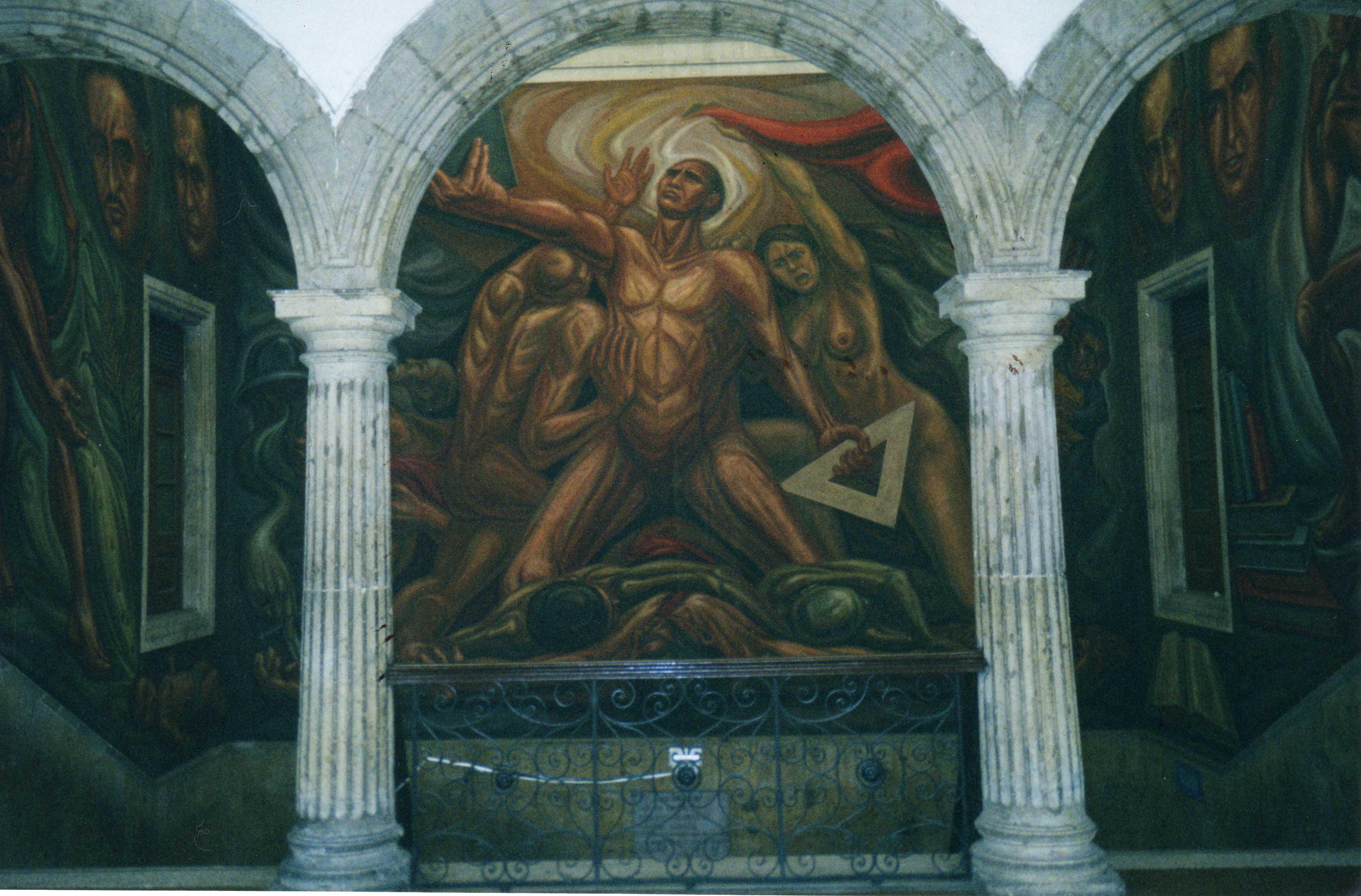 File mural prepa wikimedia commons for Mural prepa 1 uaemex