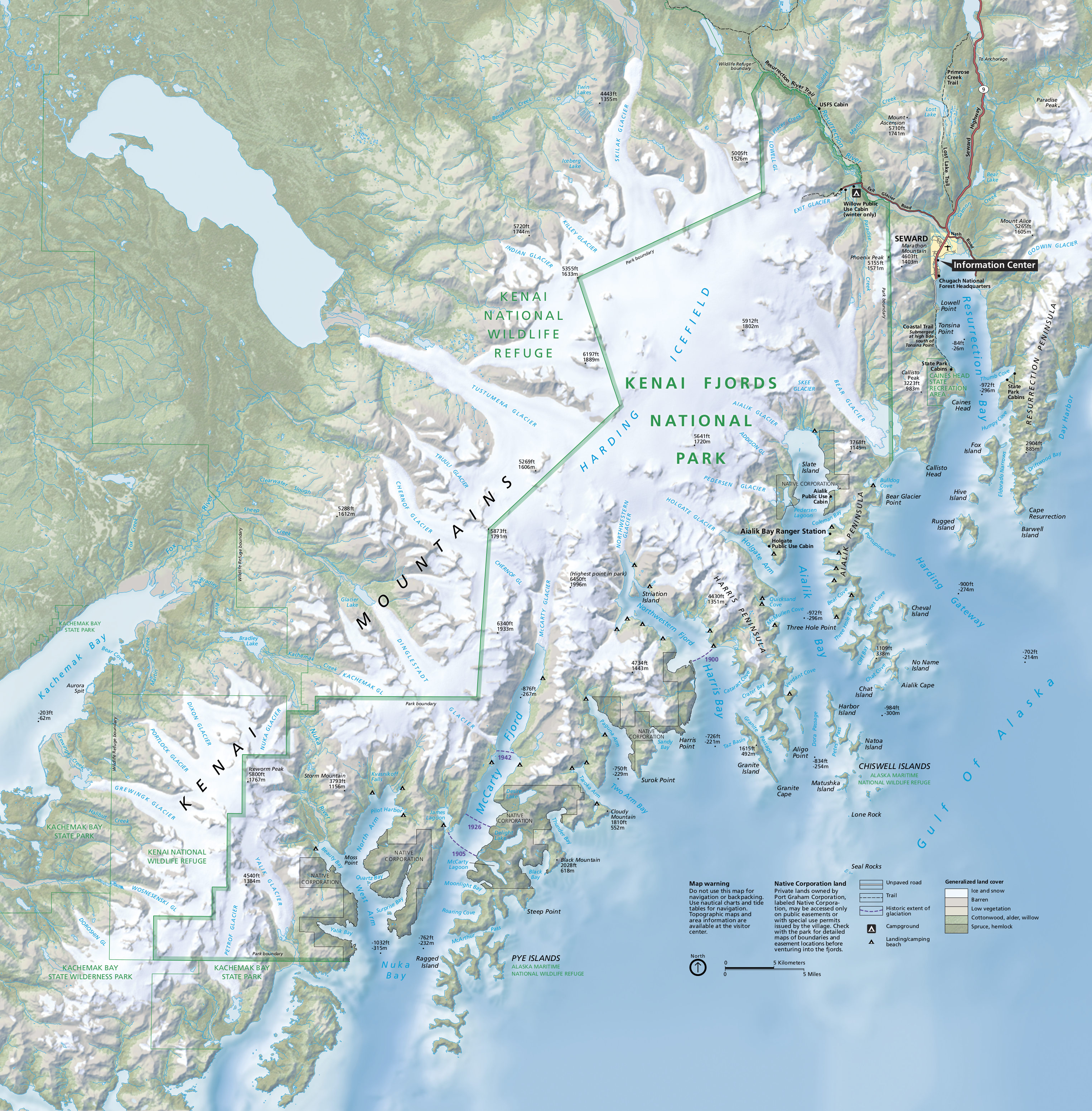 FileNPS kenaifjordsmapjpg Wikimedia Commons