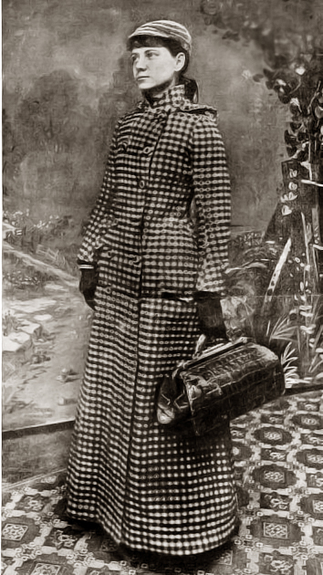Fashion Philosophy Special Nellie Bly College Fashion