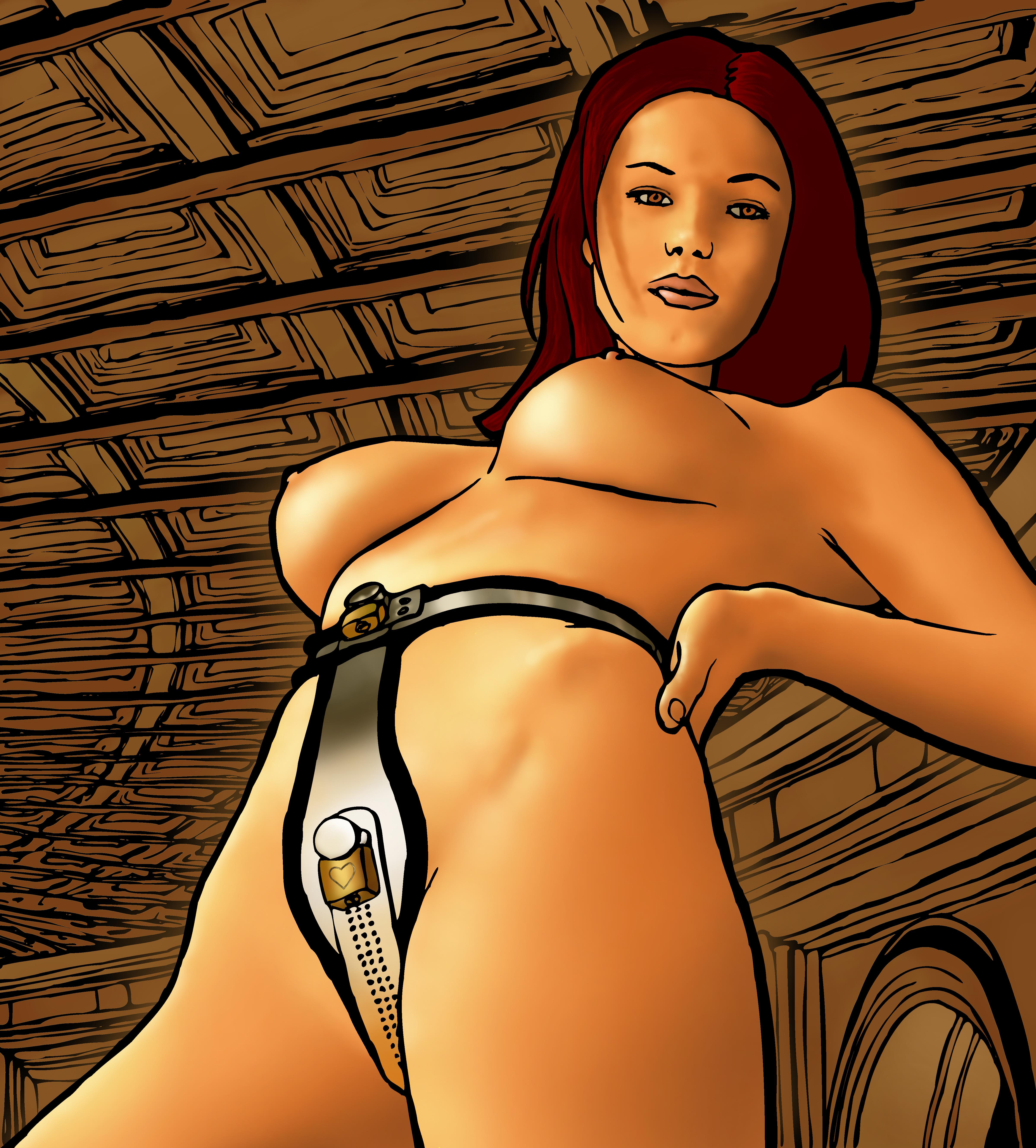skinny panties porn