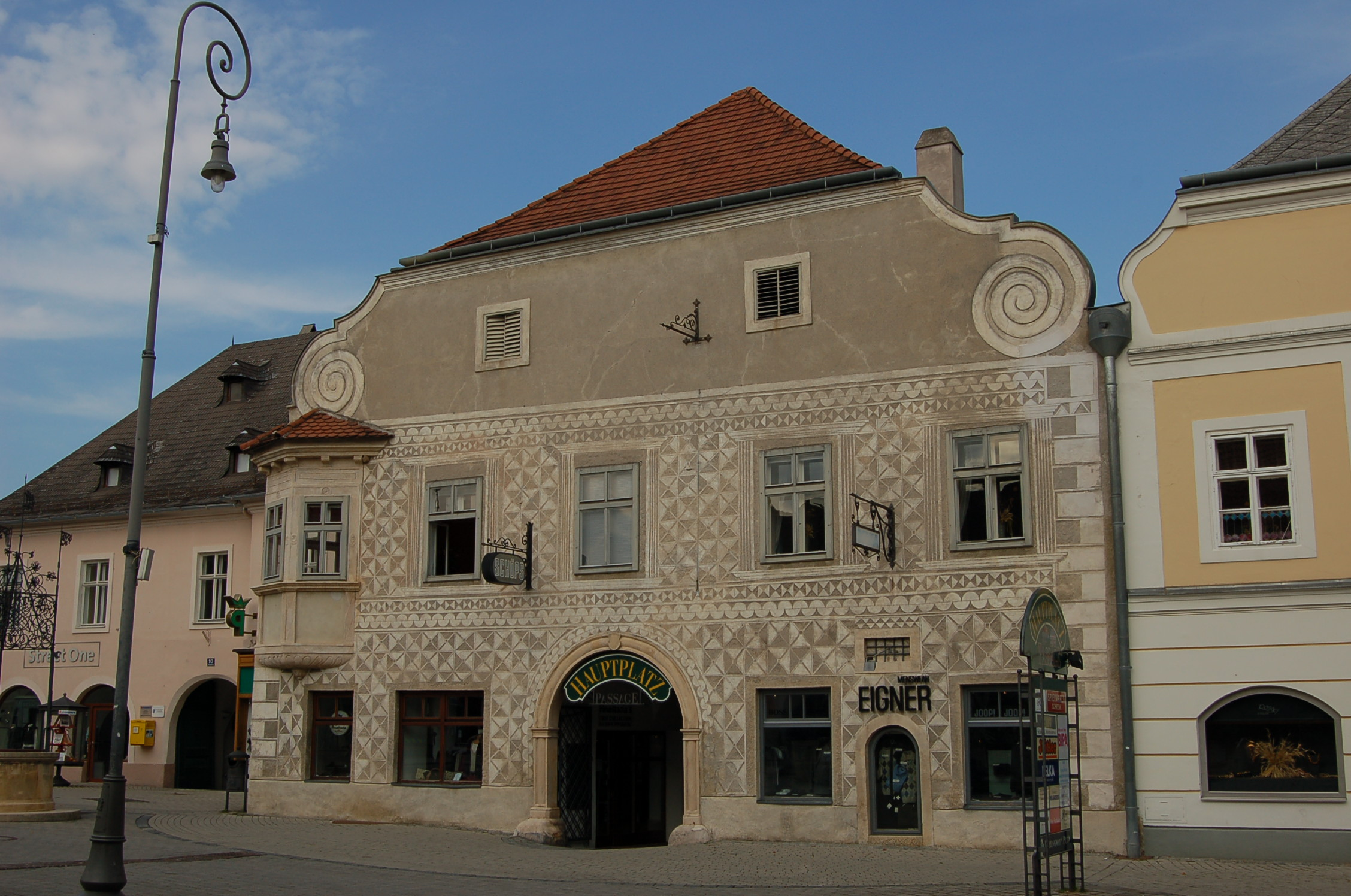 Neunkirchen noe Buergerhaus.JPG