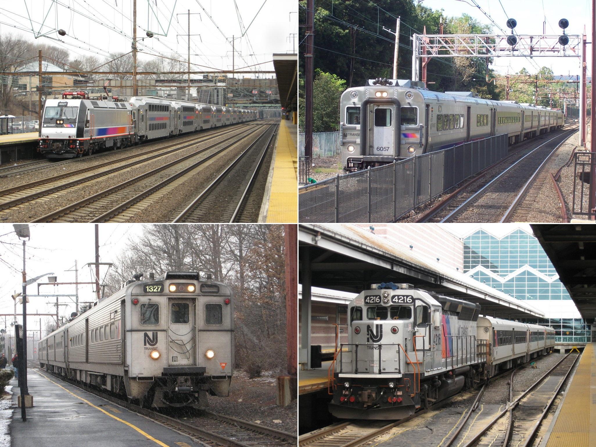 Nj Transit Rail Operations Wikiwand