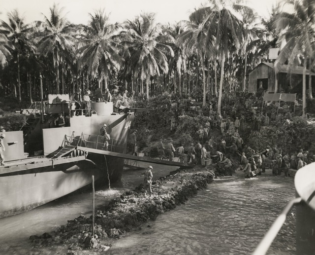 Islands In The South Pacific In World War