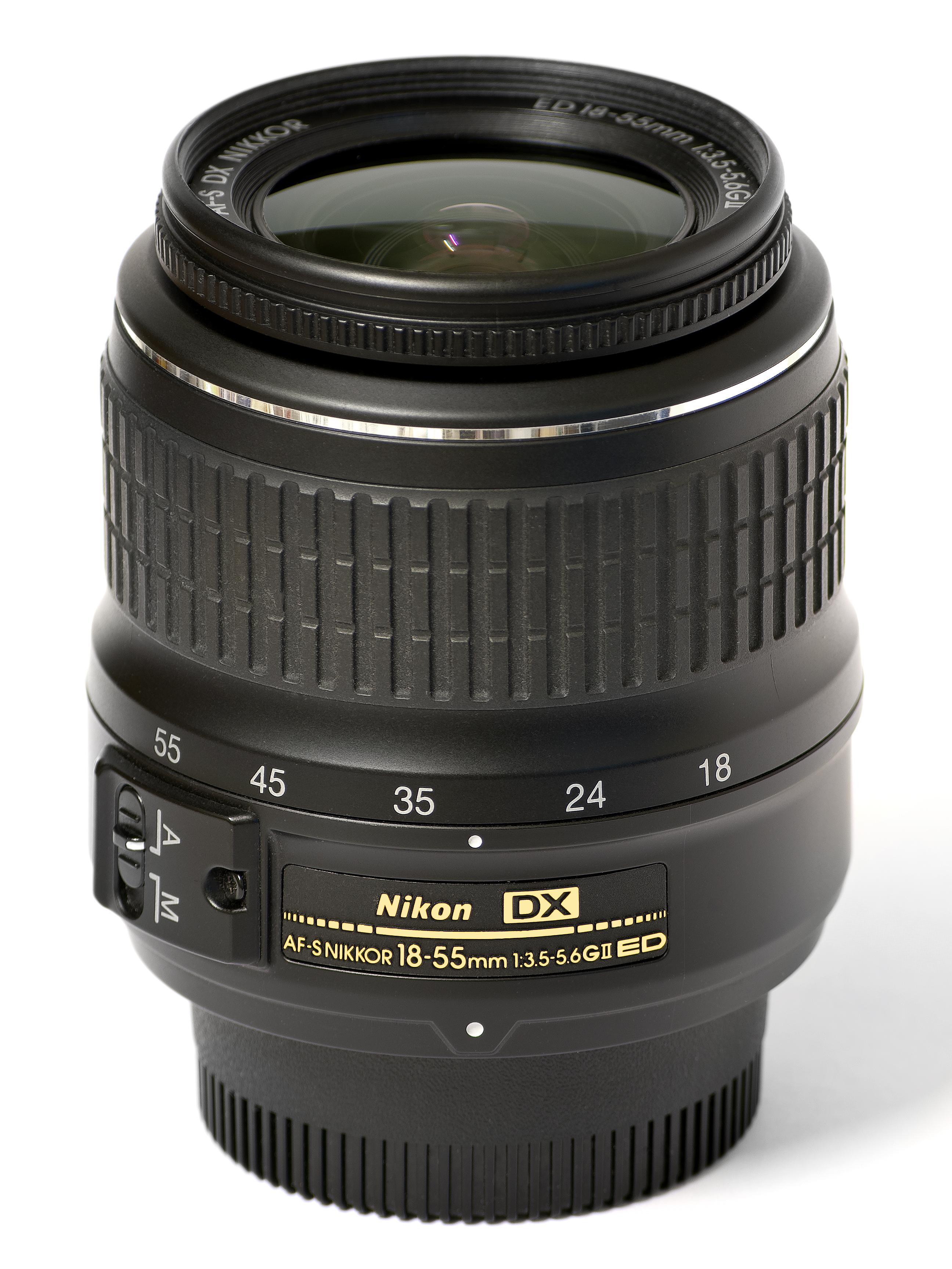 Objektiv Nikon AF-S DX Zoom-Nikkor 18-55mm f/3.5-5.6G