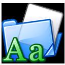 Nuvola filesystems folder font.png