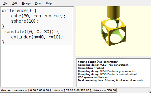 Файл:Openscad first steps.png