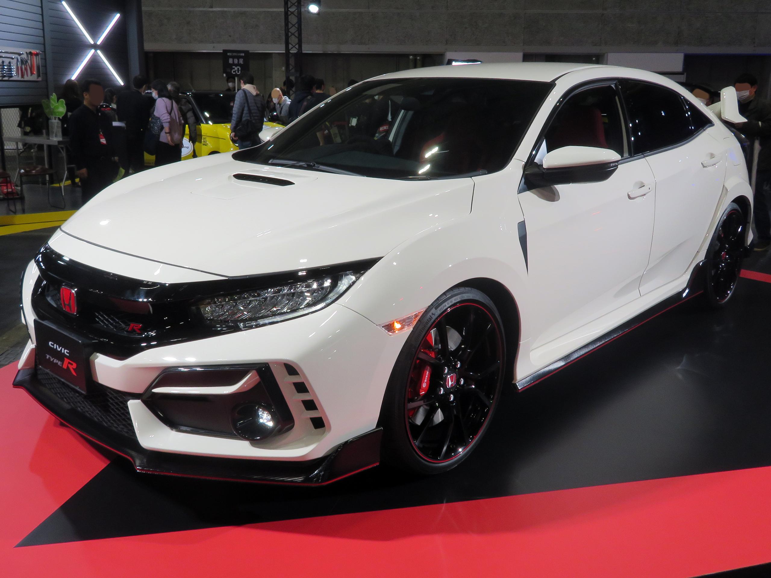 2020 Honda Civic Type R Picture