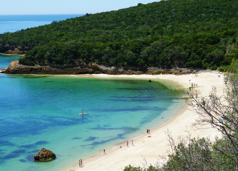 Praia de Galápos - Costa de Potugal