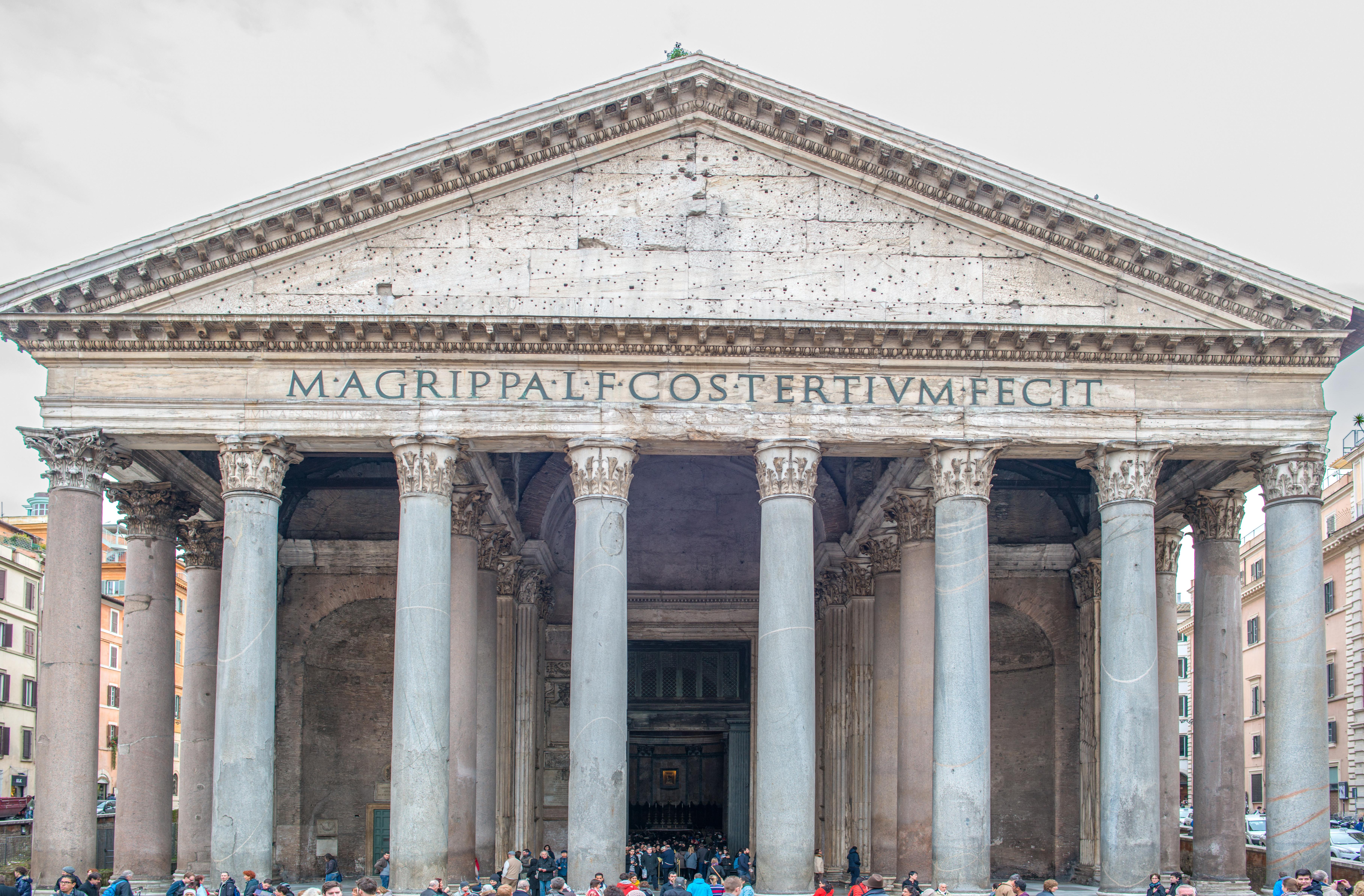 Panteón - Datos Pantheon - Panteón Historia