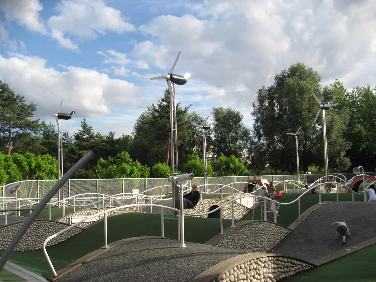 File paris parc de la villette jardin des dunes et vents - Parcs et jardins de paris ...
