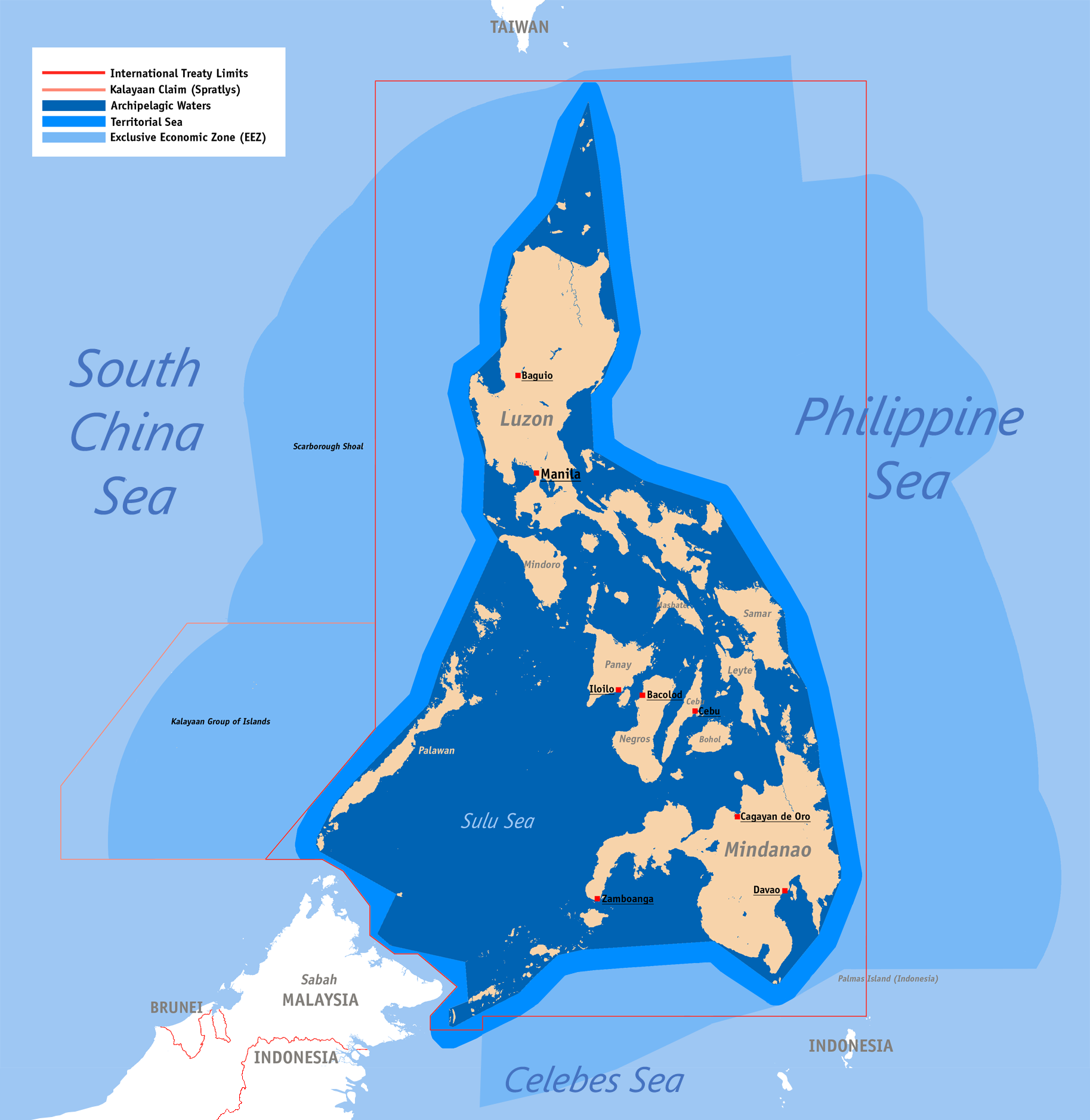 EXPLORATION OF OIL IN THE PHILIPPINES INCLUDING PANATAG SHOAL and