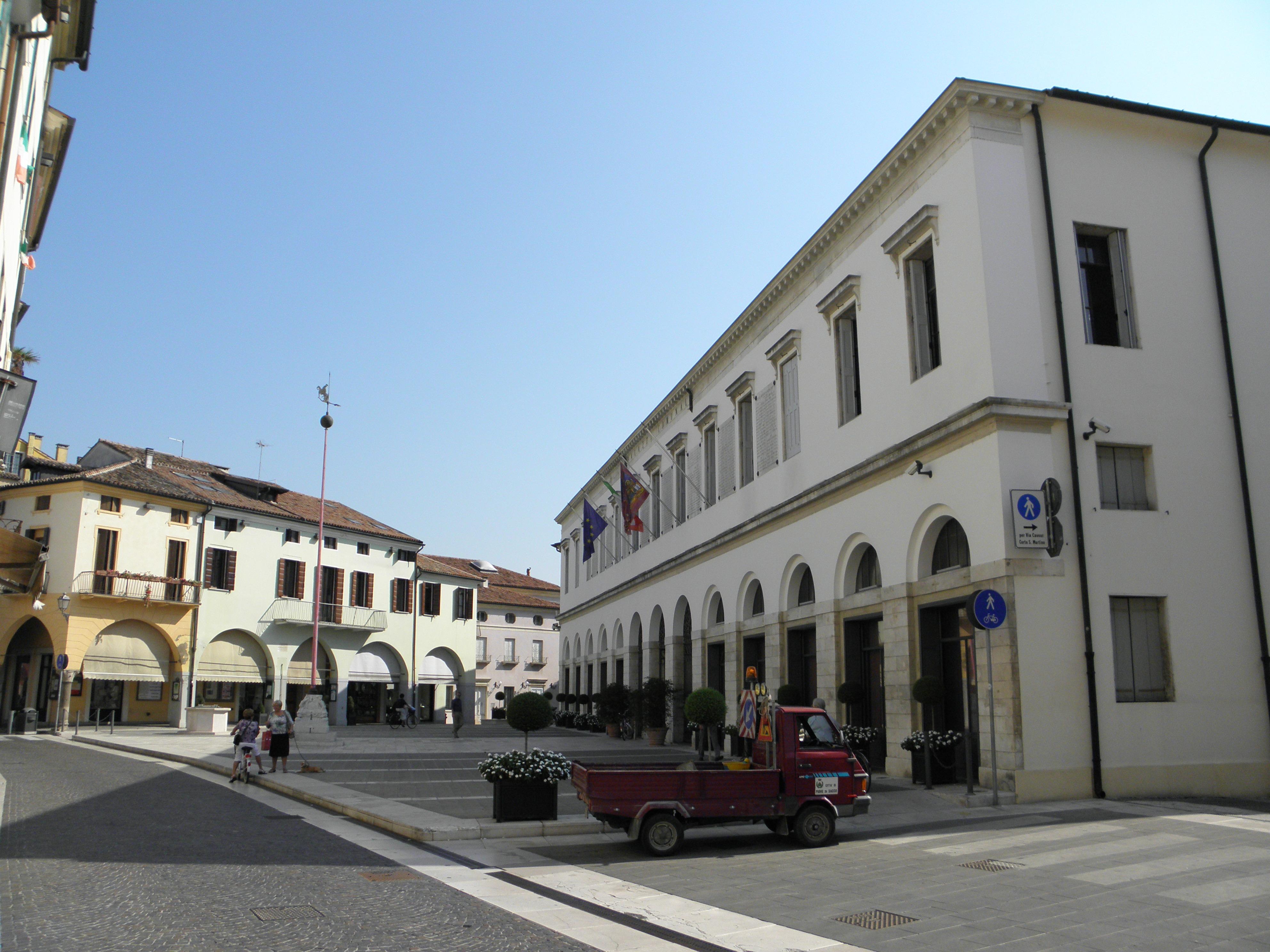 Bestand piazza matteotti palazzo jappelli piove di sacco - Mercatino piove di sacco ...