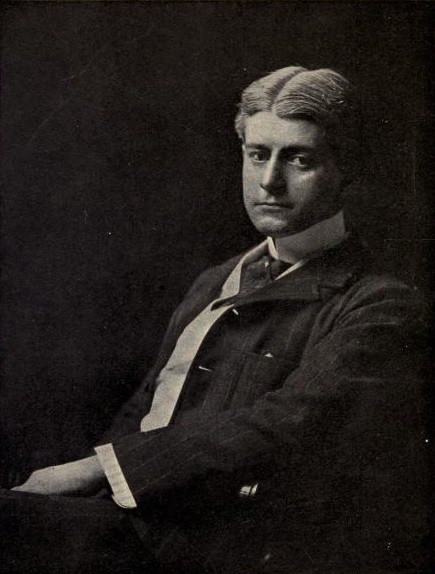 Portrait of Norris, by Arnold Genthe