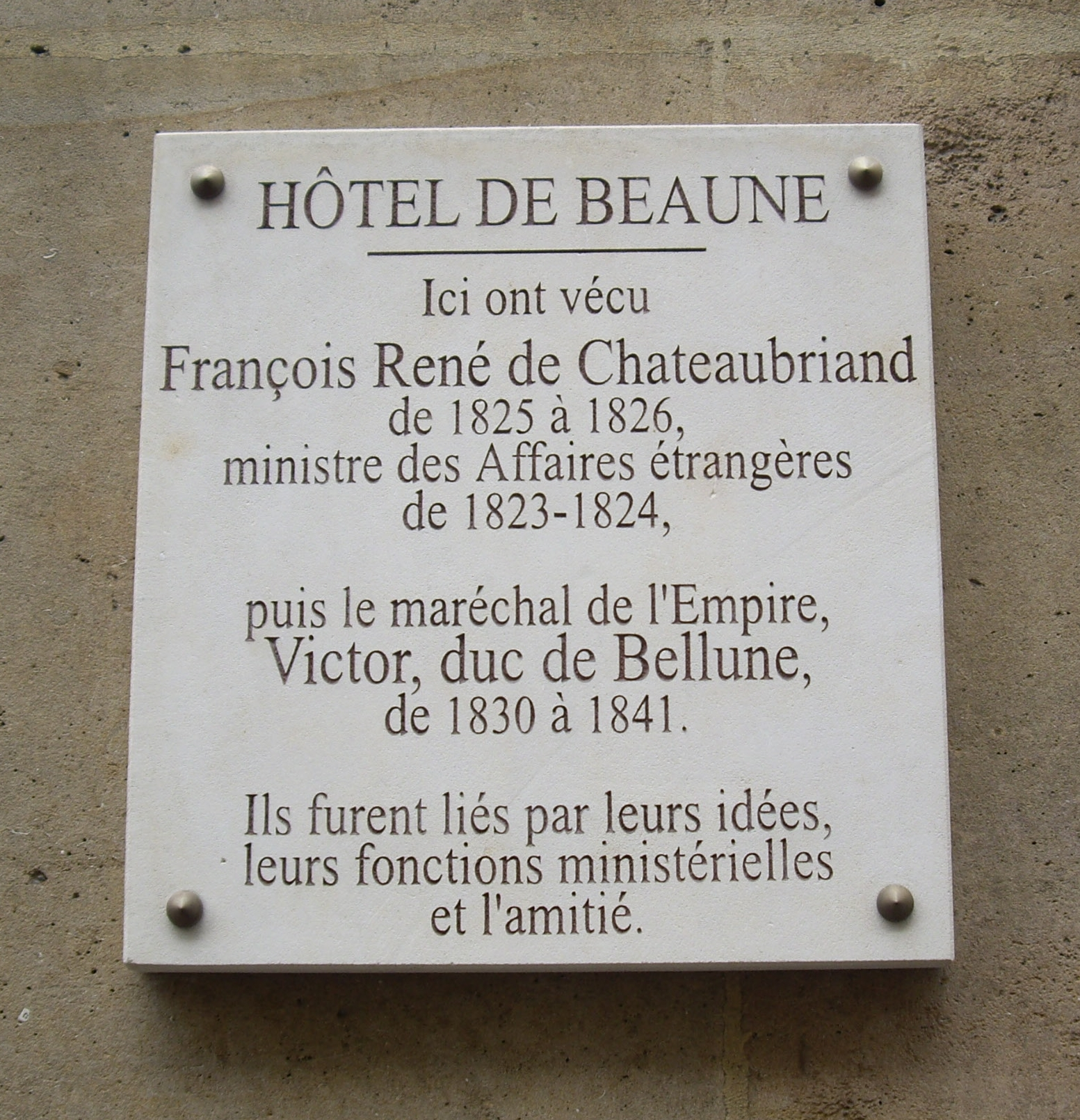 file plaque h tel de beaune 7 rue du regard paris wikimedia commons. Black Bedroom Furniture Sets. Home Design Ideas