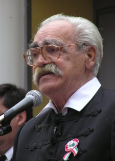 Hungarian politician, revolutionist (1956)